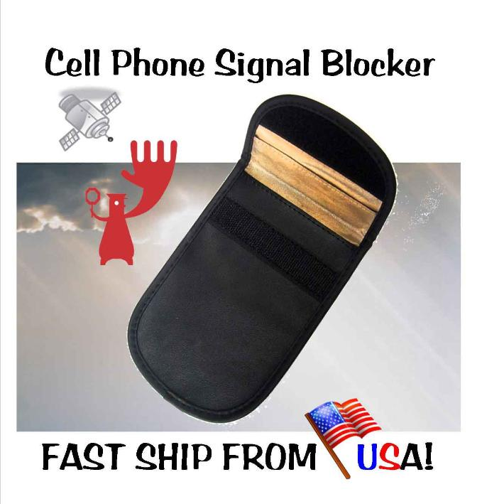 Cell phone signal blocker | Portable Cellphone Jammer for 4G lte 3G GSM DCS CDMA PCS and Wifi For Sale