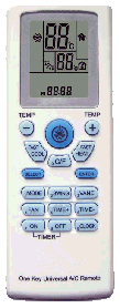 Solrus Universal A/C Remote Control 4000 In One at Sears.com